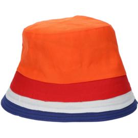 Vissershoed oranje rwb