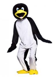 Pinguin mascotte kostuum