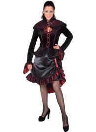 Steampunk jurk Victoria