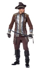 Piraten kostuum deluxe
