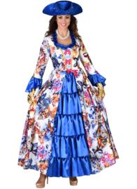 Markiezin butterfly jurk