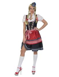 Tiroler jurk deluxe Anika