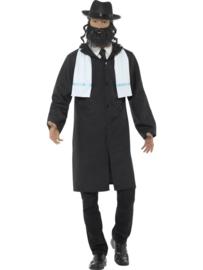 Rabbij joods kostuum