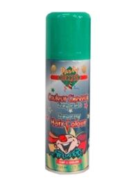 Hairspray groen 125 ml