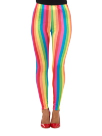 Rainbow clowns legging