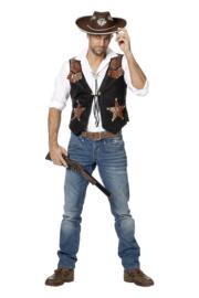 Cowboy vest Snake eye