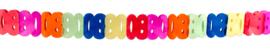 Slinger 80 jaar multicolor