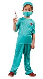 Chirurg kostuum jongen