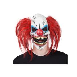Latex masker - Freaky Clown