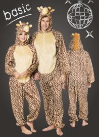 Dierenkostuum basic giraffe
