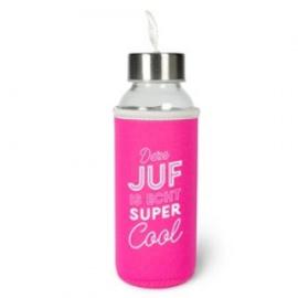 Waterfles - Juf