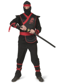 Ninja nick kostuum | Ninja man