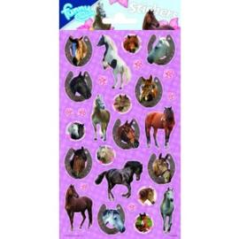 Sticker vel Horses