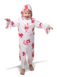 Spooky kostuum bloody kids