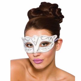 Verona oogmasker wit