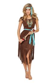 indianen dame Cutie jurk