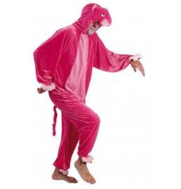 Pinkpanther kostuum