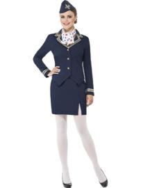 Stewardess classy deluxe