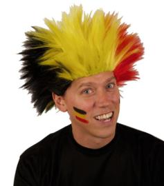 Pruik Belgie