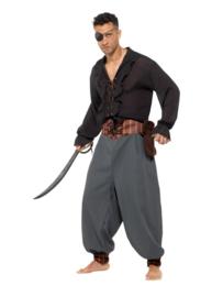 Piraten blouson broek