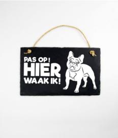 Leisteen Dieren - Franse Bulldog