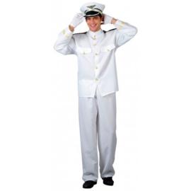 Navy officer kostuum
