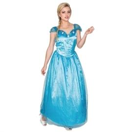 Elza ijsprinses jurk