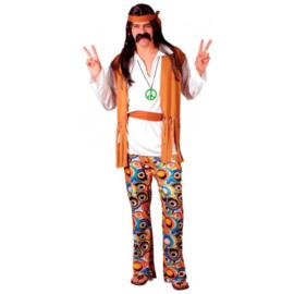 Woodstock hippie kostuum