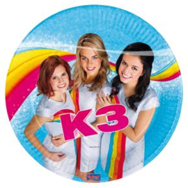 K3 bordjes