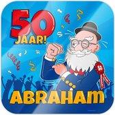 Deurbord 50 jaar | Abraham