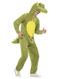 Krokodil kostuum luxe