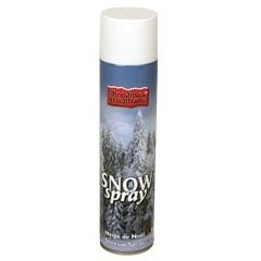 Sneeuw spray