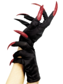 Handschoenen duivelin