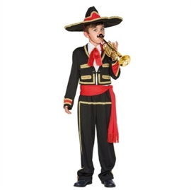 Mexicaans jongens kostuum