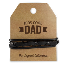 Armband - Cool Dad   Luxe