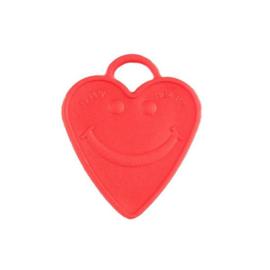 Ballongewicht hart rood