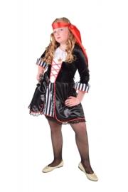 Piraten meisjes jurk OP=OP