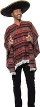 Poncho Deluxe (woven) - One-Size