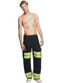 Sexy brandweerman