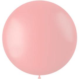 Ballon Powder Pink Mat - 78 cm