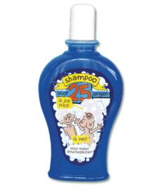 Shampoo fun 25 jaar