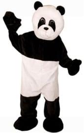 Panda promotie kostuum
