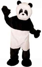 Panda kostuums