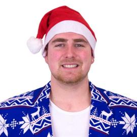 Kerstmuts basic per 500