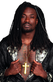 Pimp priest kruis