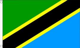 Tanzania vlag