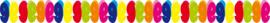Slinger 9 jaar multicolor