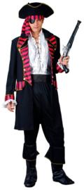 Kapitein kostuum deluxe