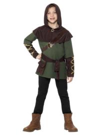 Robin of the hood boys kostuum