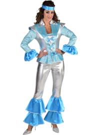 Disco Queen supertrooper | Abba kostuum